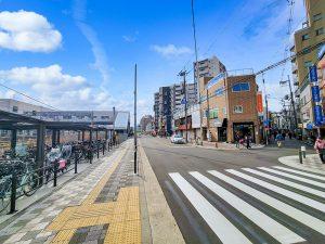 東淀川駅周辺の風景 (2)