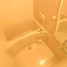 浴室も綺麗に取り換えてます。