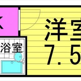 20.17㎡(間取)