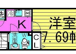 梅田まで徒歩圏内の築浅家具付き対応賃貸マンション!