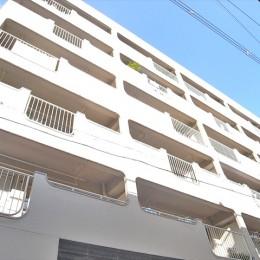 昭和52年のマンションが綺麗になりました!