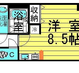 梅田まで徒歩圏内の好立地!!