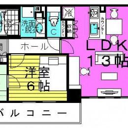 梅田茶屋町の目の前に、高級家具付きマンション誕生!!