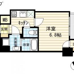 平成25年10月築!設備充実の全室リバービューマンション!