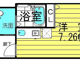 梅田まで徒歩圏内の築浅デザイナーズ風マンション!!