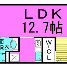 1LDK・06号・42.75㎡(間取)