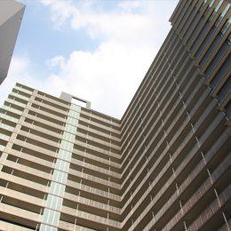 西日本最大のターミナル梅田まで徒歩圏のタワーマンション