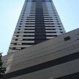 ビッグターミナル梅田の中心、茶屋町タワーマンション