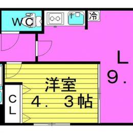 2人入居・ペット相談可能☆築浅分譲賃貸マンション!