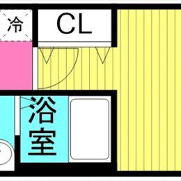 1Kと1LDKの2タイプ♫洗練されデザイン!★無料Wi-Fi★